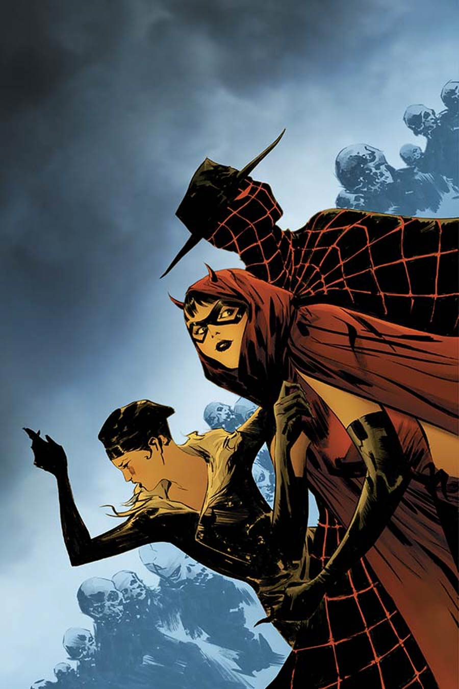 Masks 2 #2 Cover I High-End Jae Lee Virgin Ultra-Limited Variant Cover (ONLY 50 COPIES IN EXISTENCE!)