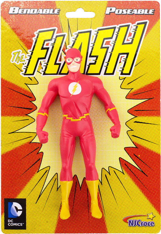 DC Comics  5.5-Inch Bendable Figure - The Flash New Frontier
