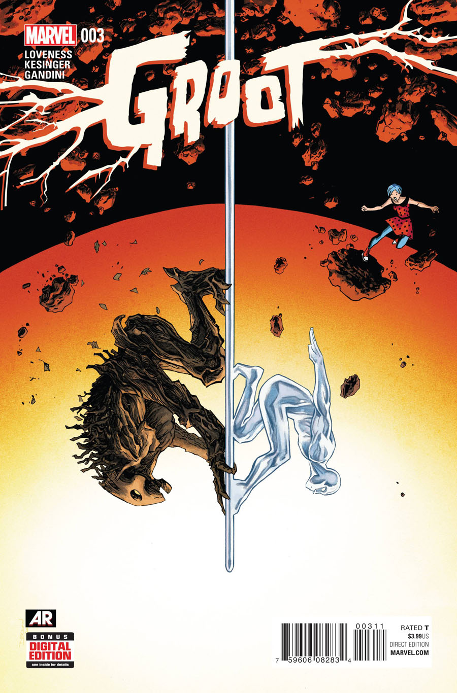 Groot #3 Cover A Regular Declan Shalvey Cover
