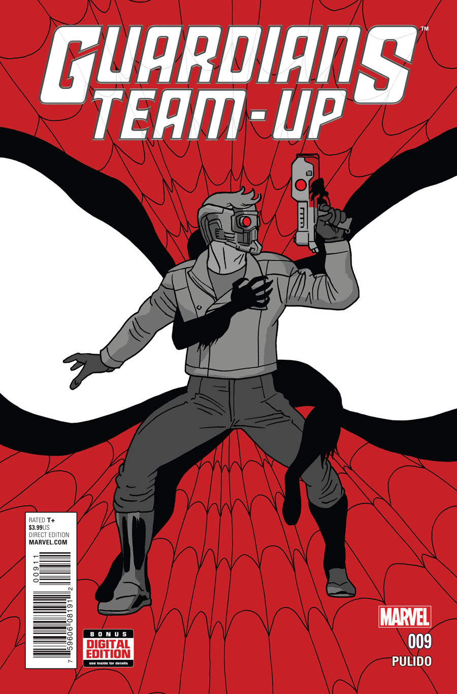 Guardians Team-Up #9