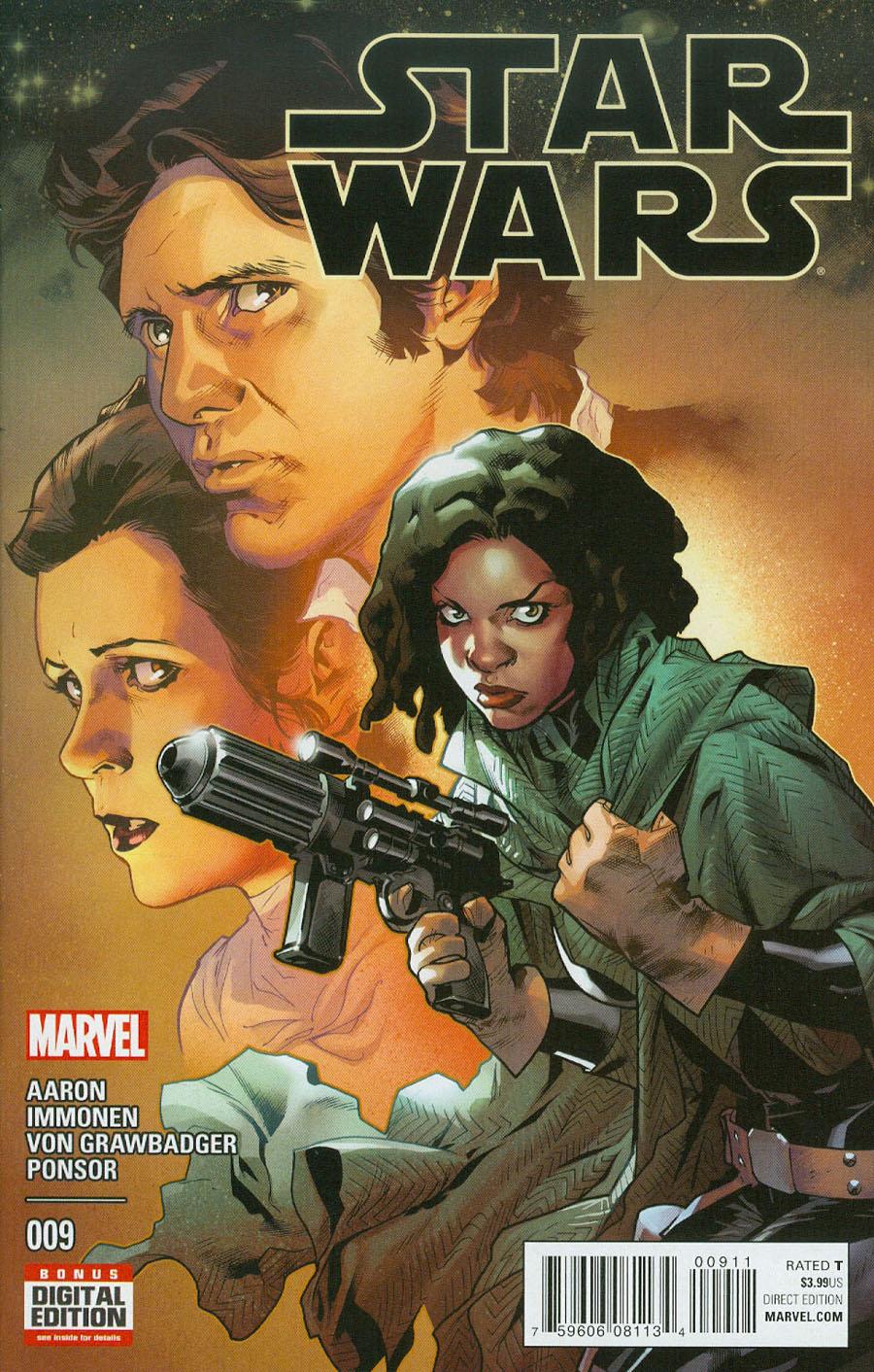 Star Wars Vol 4 #9 Cover A Regular Stuart Immonen Cover