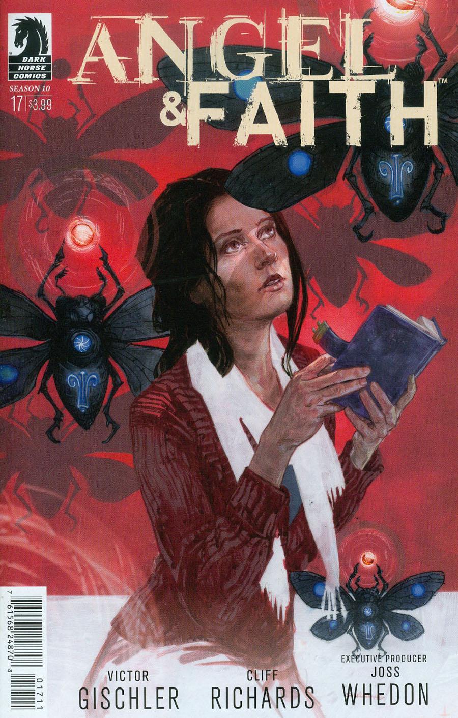 Angel And Faith Season 10 #17 Cover A Regular Scott Fischer Cover