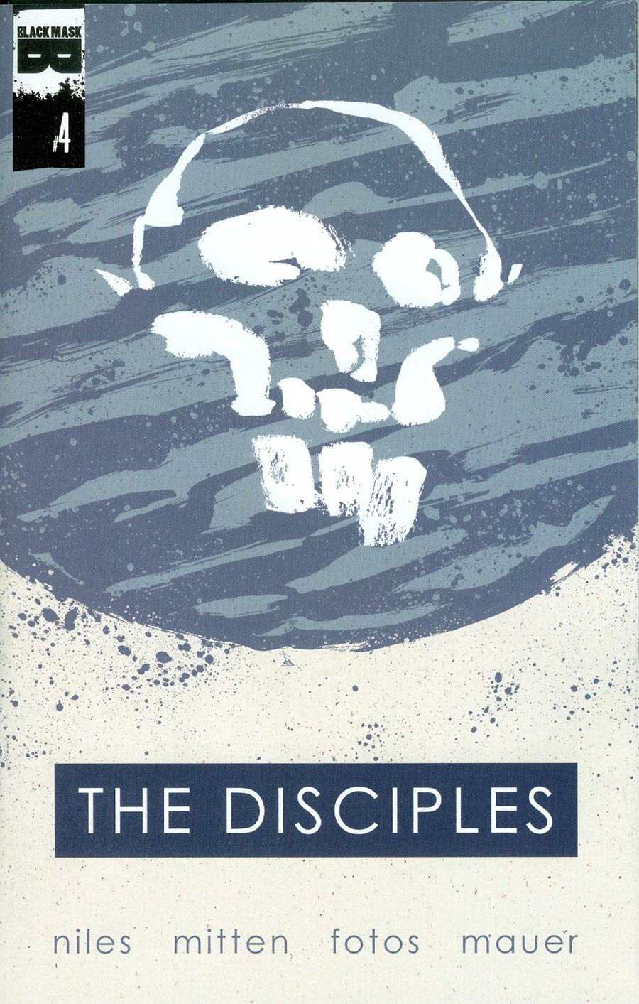 Disciples (Black Mask Comics) #4