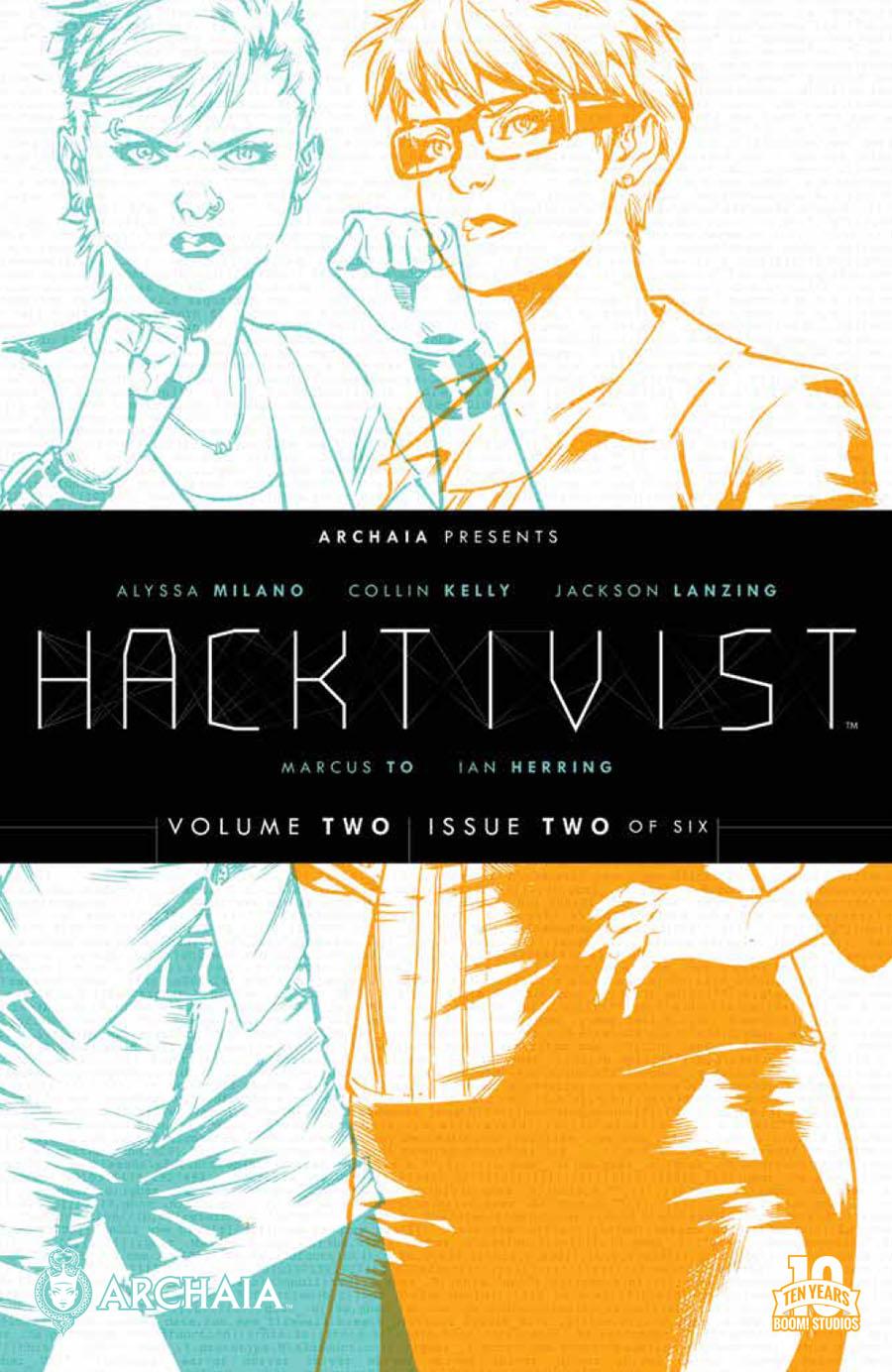 Hacktivist Vol 2 #2