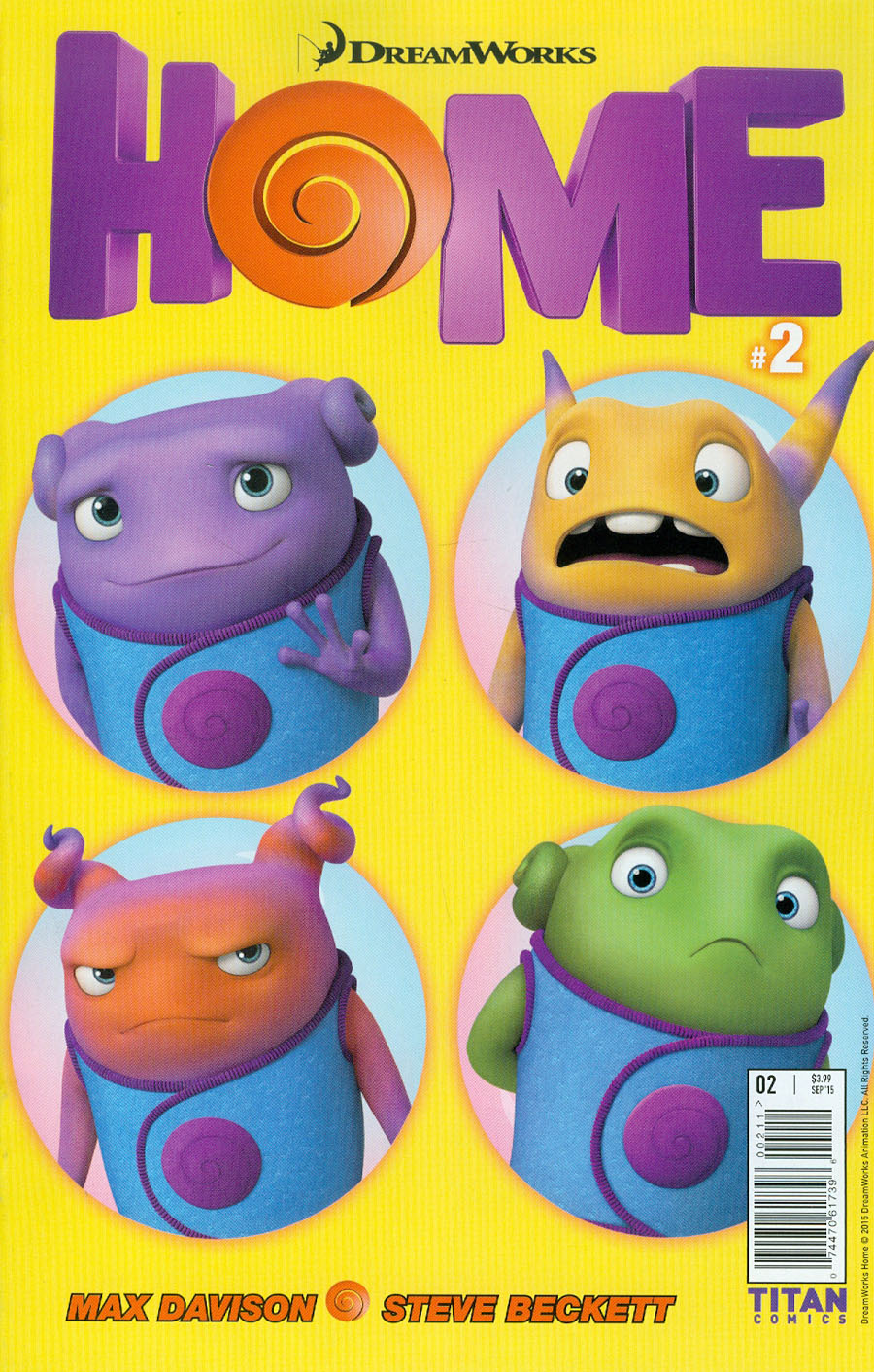 Home (Titan Comics) #2