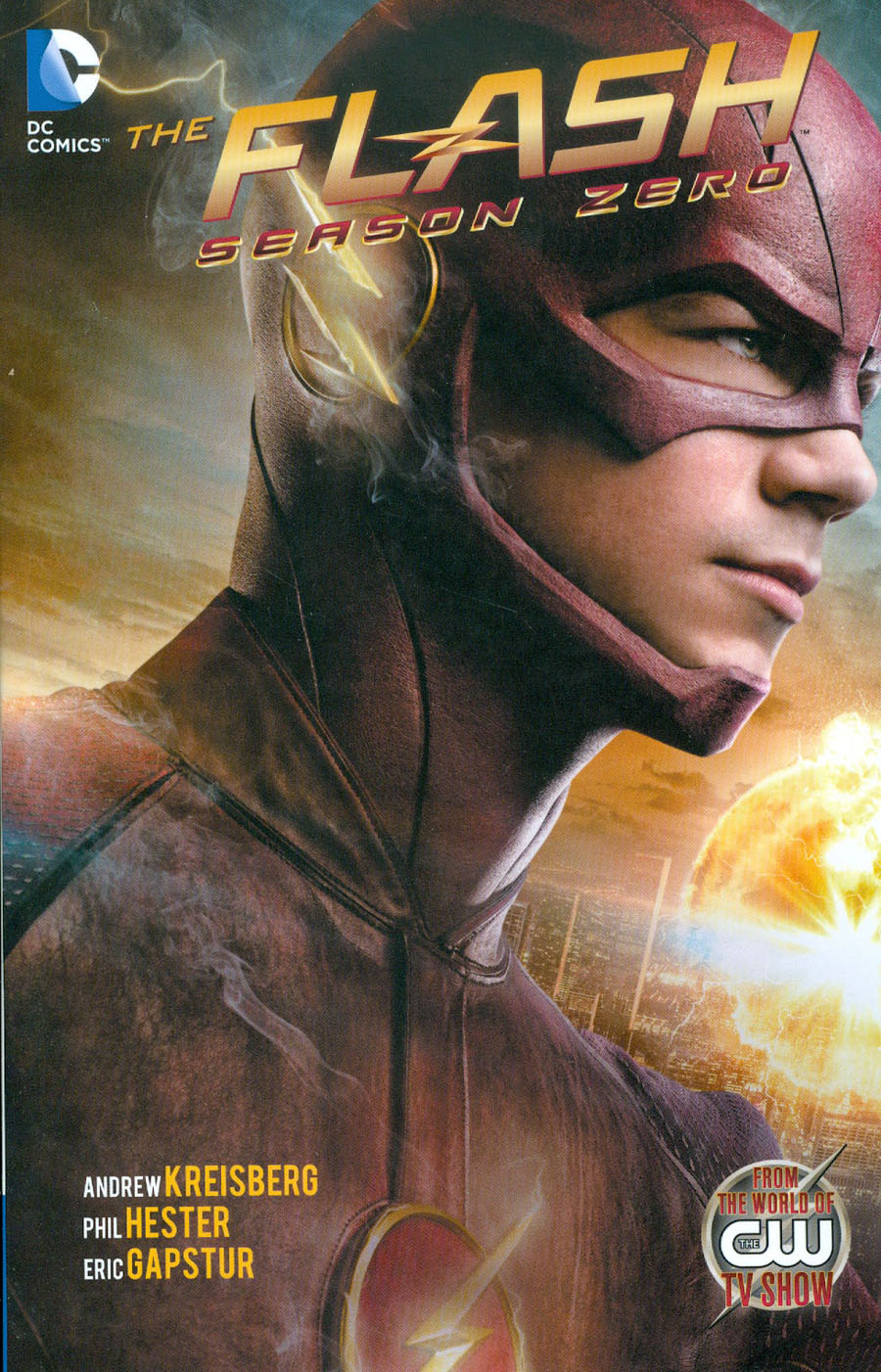Flash Season Zero TP