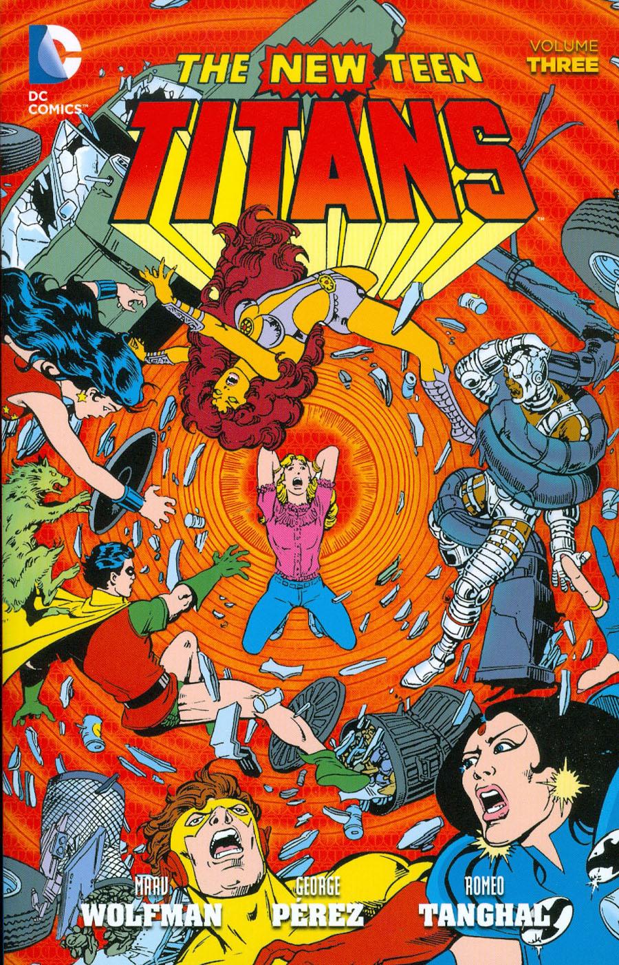 New Teen Titans Vol 3 TP