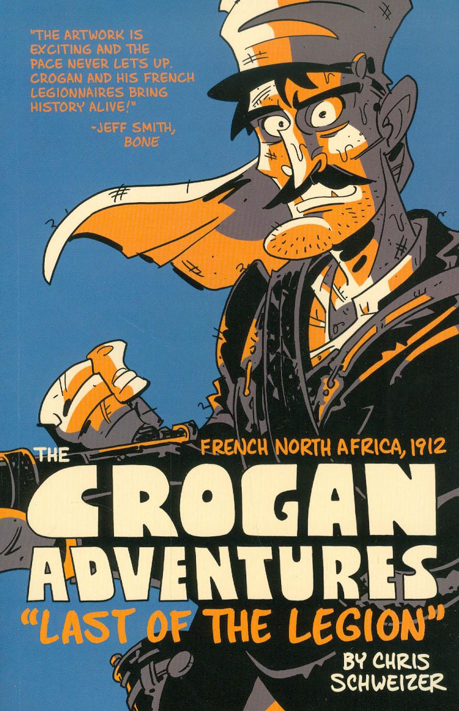 Crogan Adventures Last Of The Legion TP