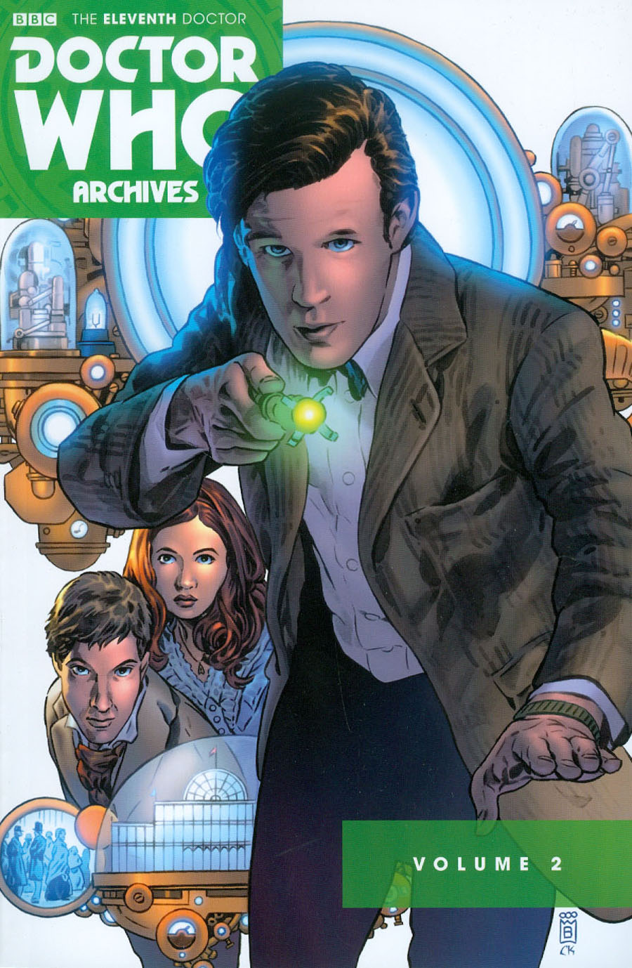 Doctor Who Eleventh Doctor Archives Vol 2 TP