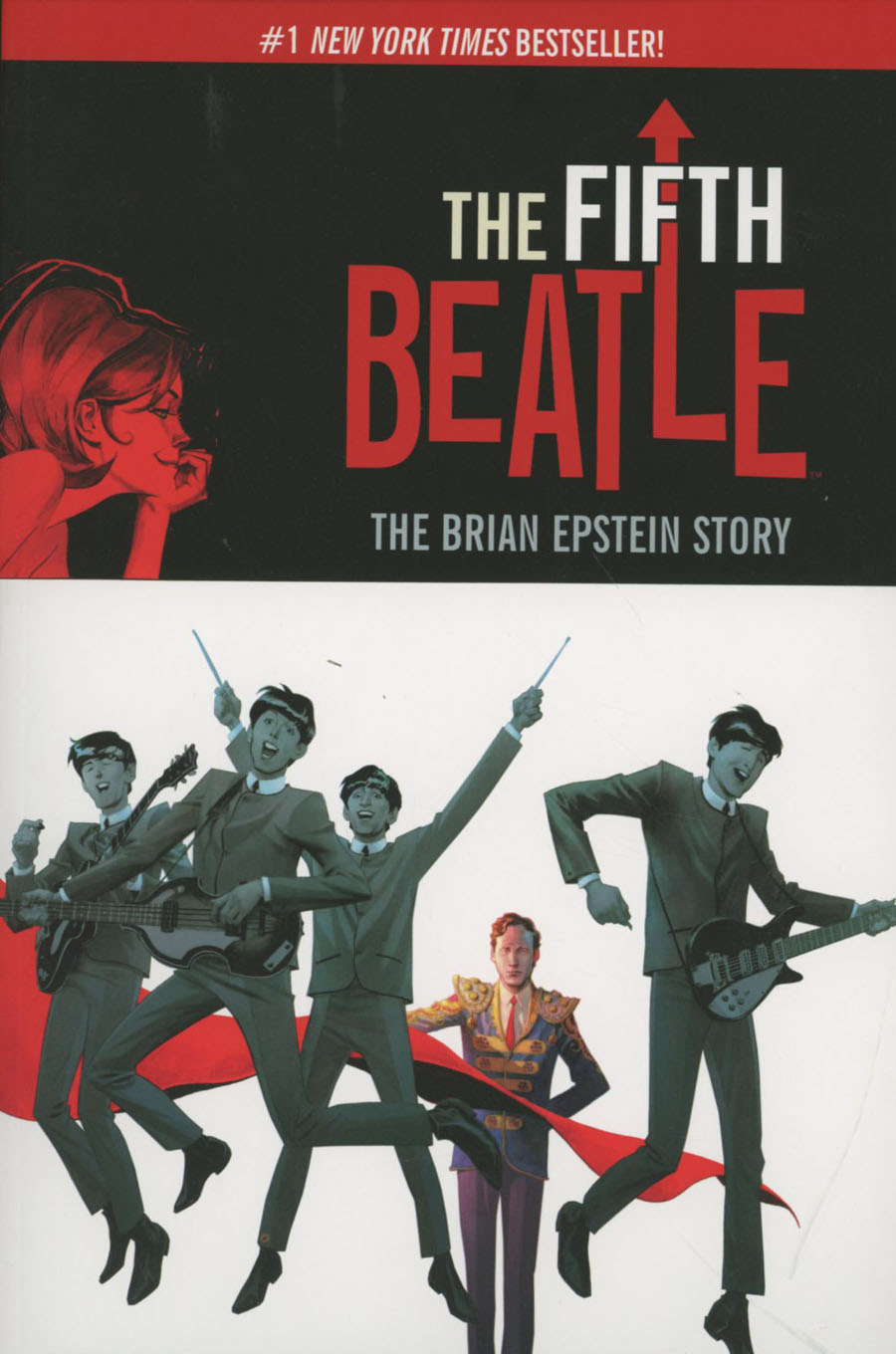 Fifth Beatle The Brian Epstein Story TP