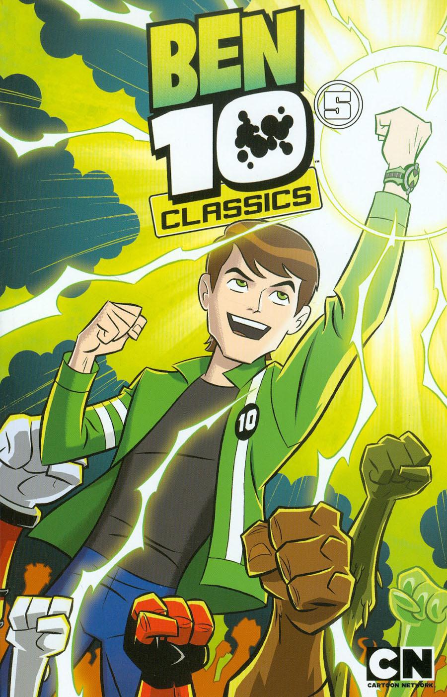 Ben 10 Classics Vol 5 Powerless TP