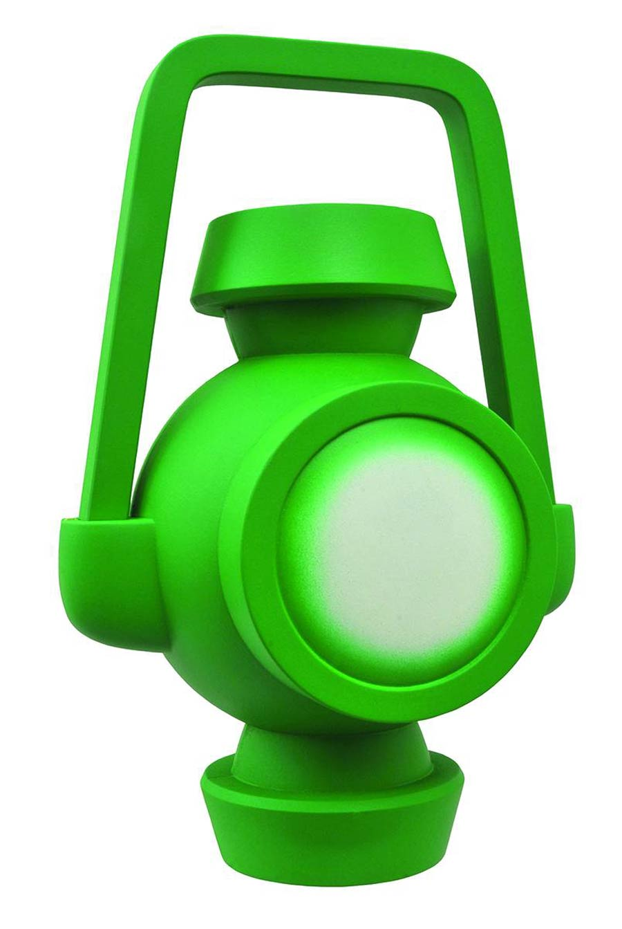 Justice League Animated Green Lantern Battery Vinyl Bank
