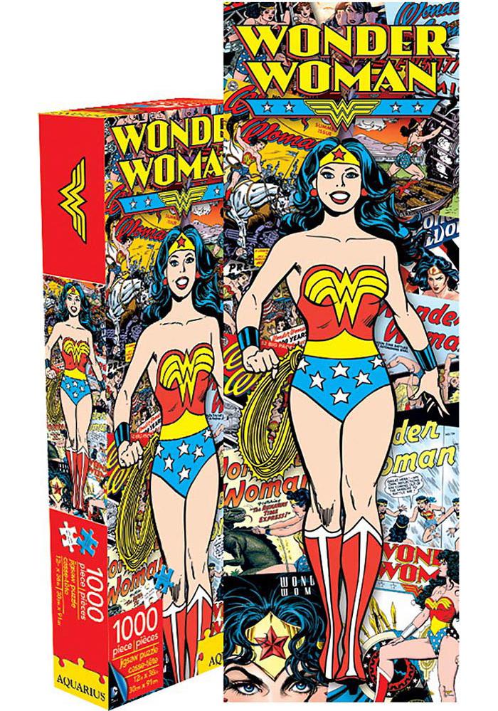 DC Comics Puzzle 1000-Piece - Wonder Woman
