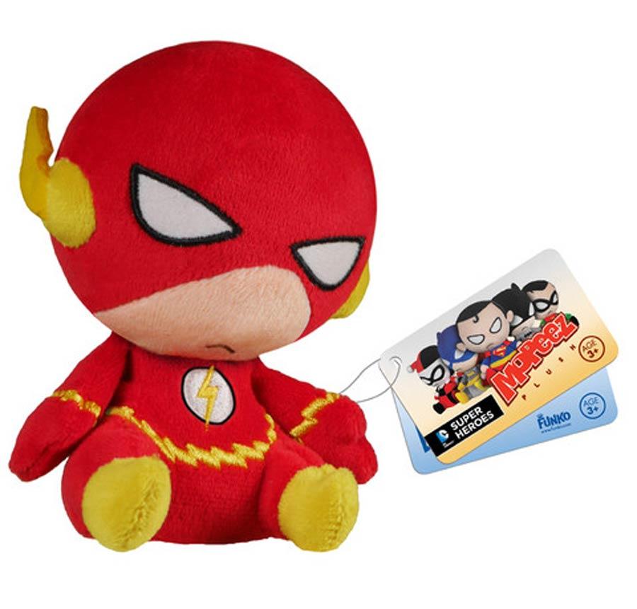 Mopeez DC Comics The Flash Plushie