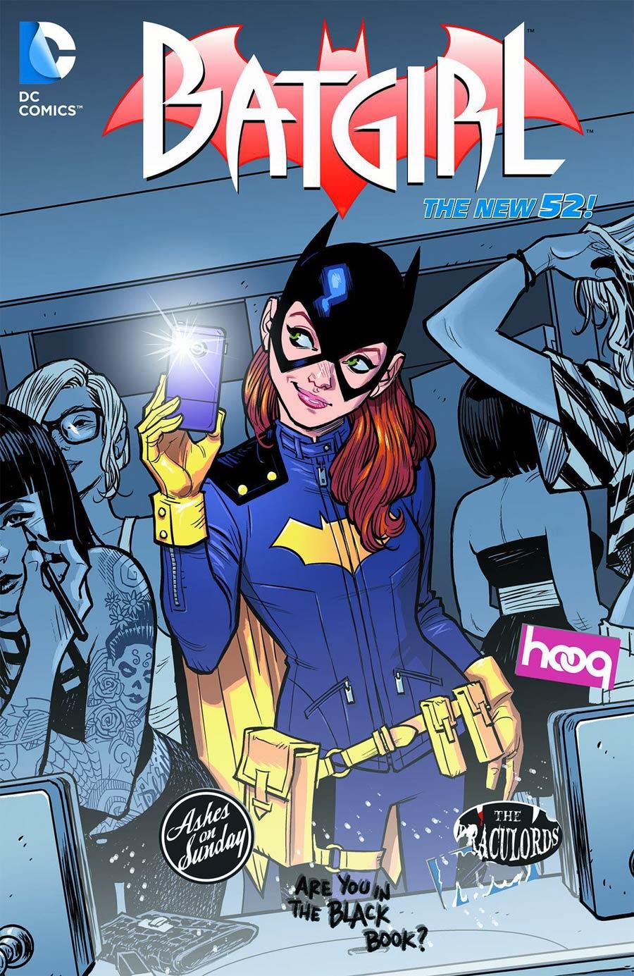 Batgirl (New 52) Vol 1 Batgirl Of Burnside TP