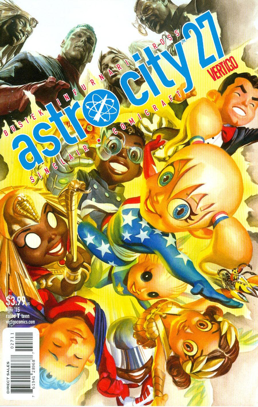 Astro City Vol 3 #27