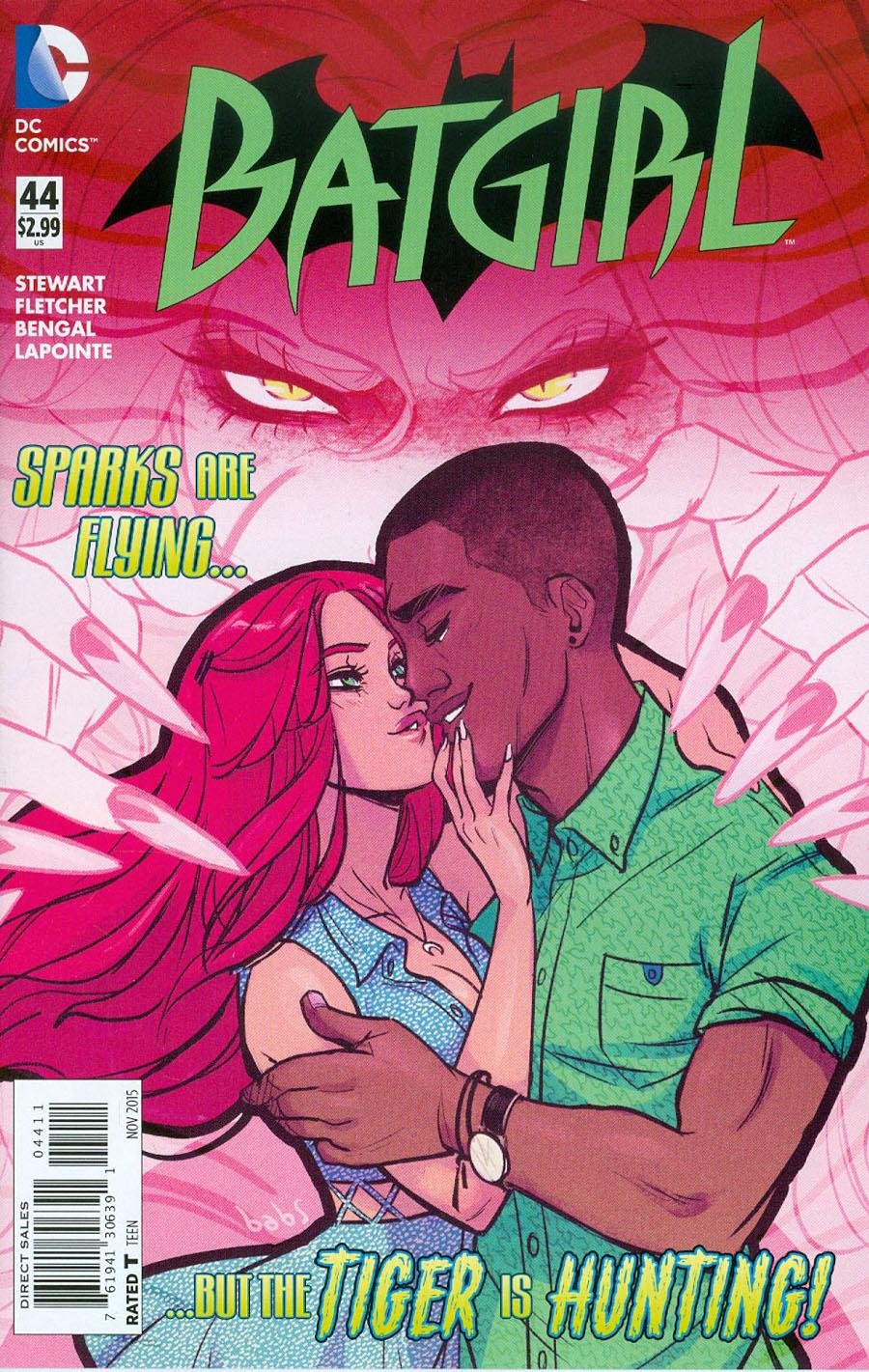 Batgirl Vol 4 #44