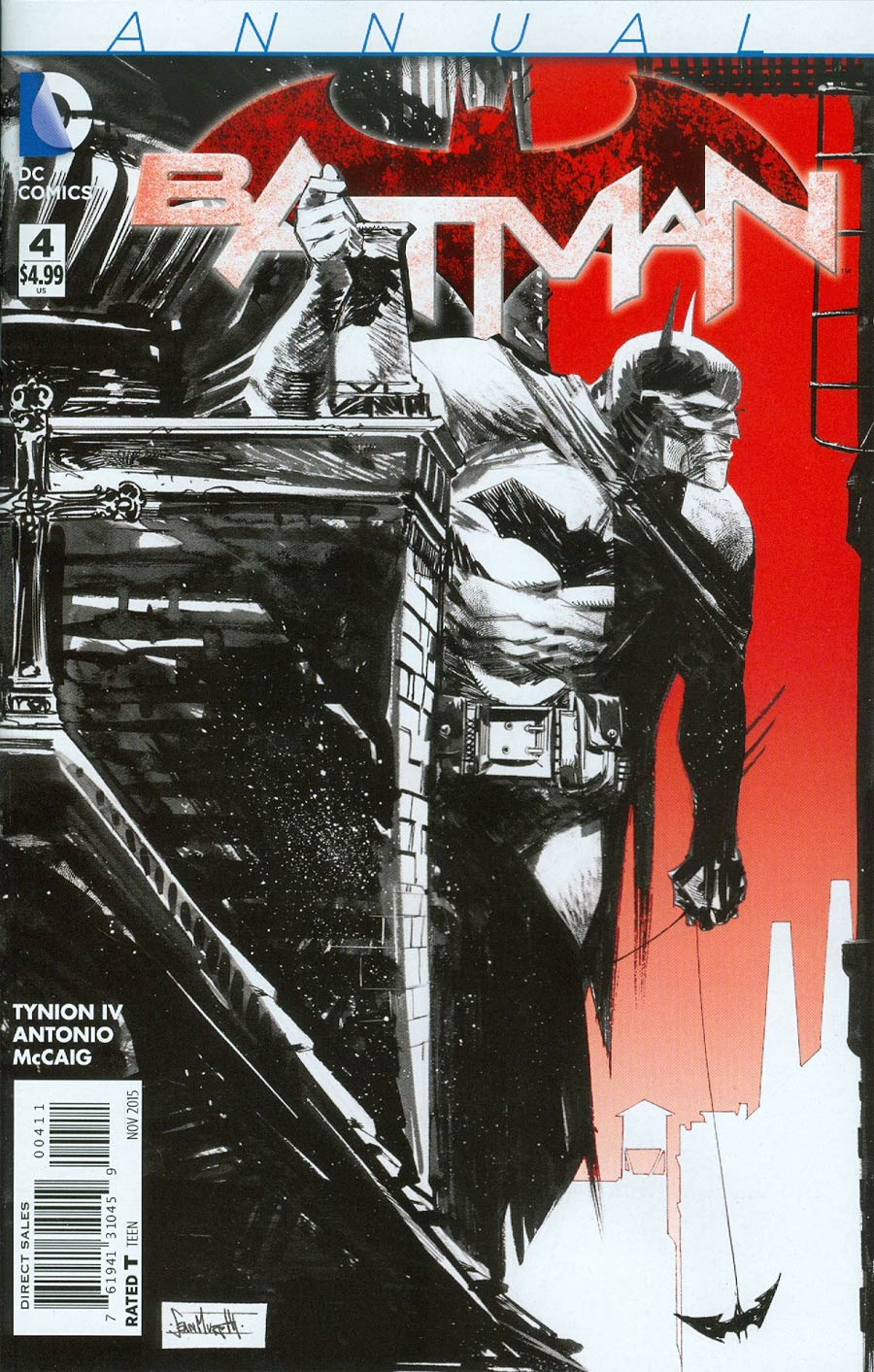 Batman Vol 2 Annual #4