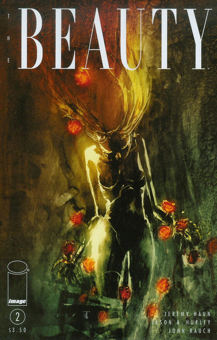 Beauty #2 Cover B Ben Templesmith