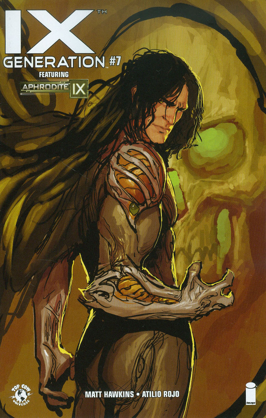 IXth Generation #7 Cover A Stjepan Sejic