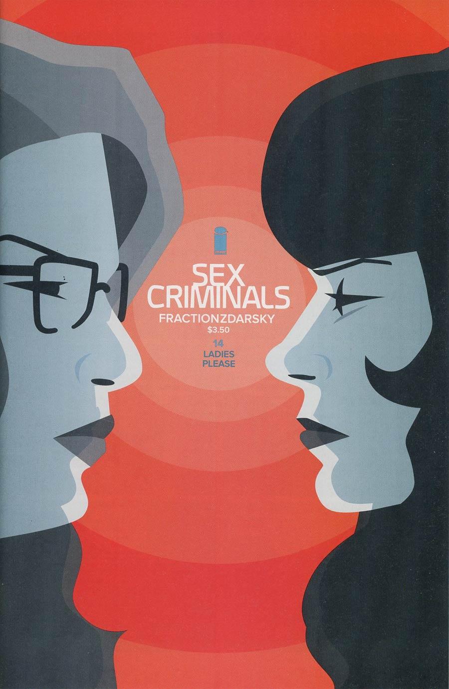 Sex Criminals #14 Cover A Regular Howard Z Duck Cover