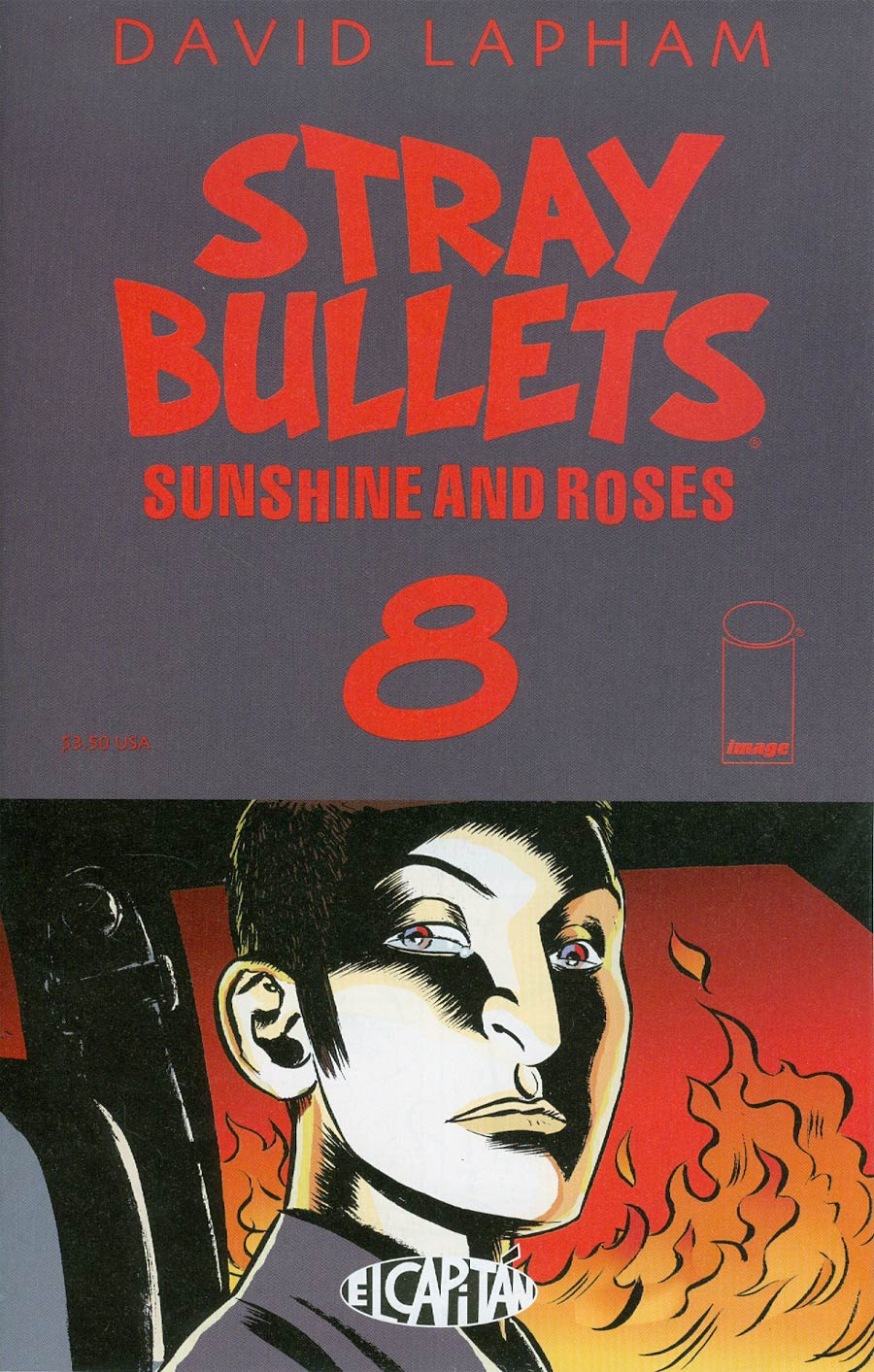 Stray Bullets Sunshine And Roses #8