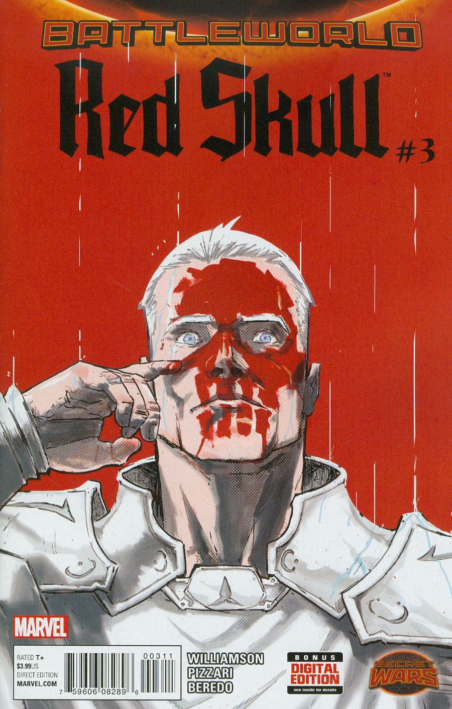 Red Skull Vol 2 #3 (Secret Wars Battleworld Tie-In)
