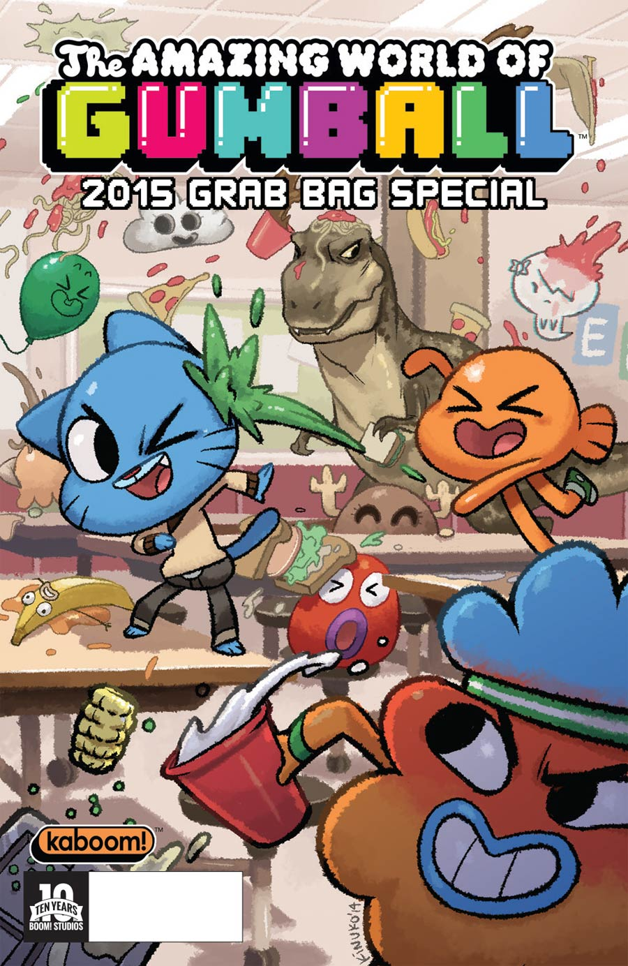 Amazing World Of Gumball 2015 Grab Bag #1 Cover A Regular Mariel Cartwright Cover