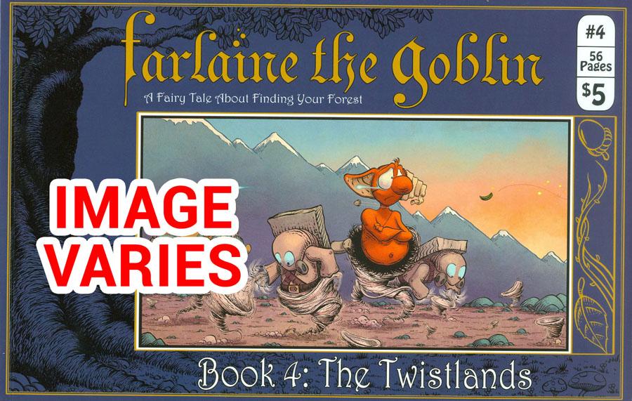 Farlaine The Goblin #4