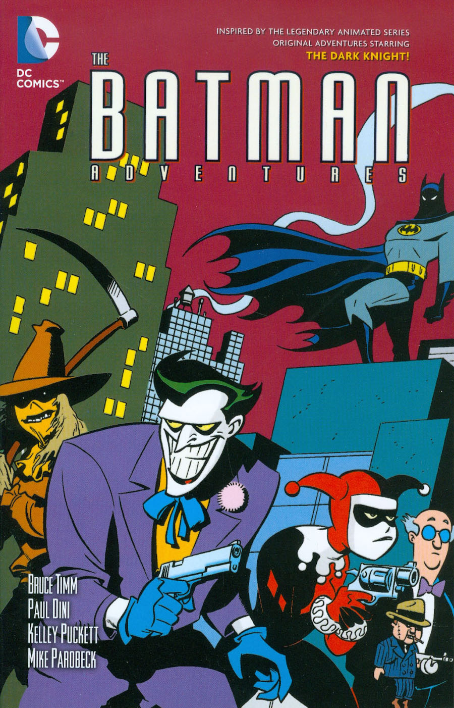 Batman Adventures Vol 3 TP