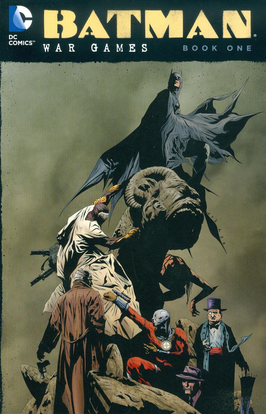 Batman War Games Vol 1 TP New Edition