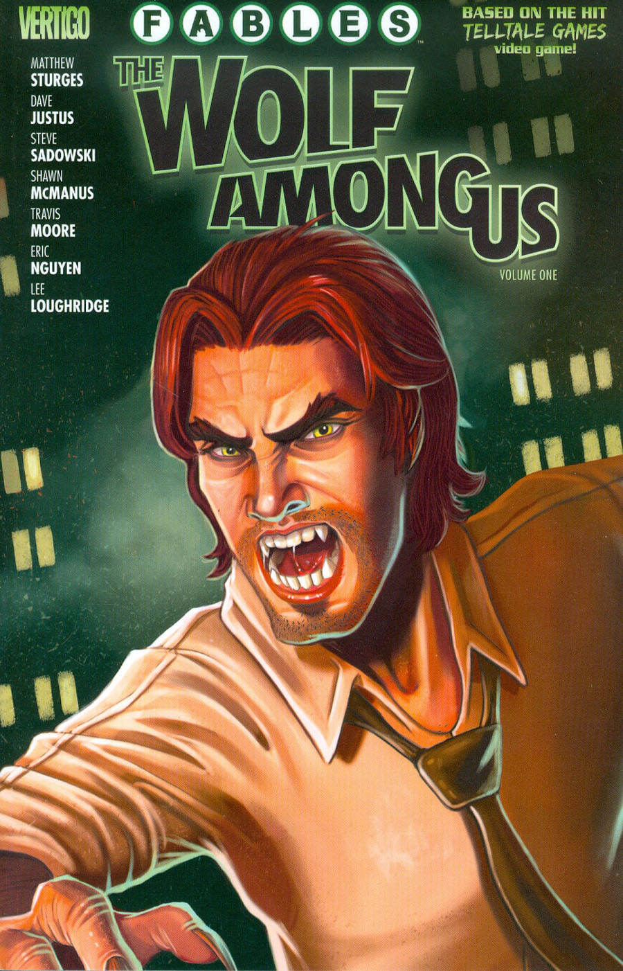 Fables The Wolf Among Us Vol 1 TP