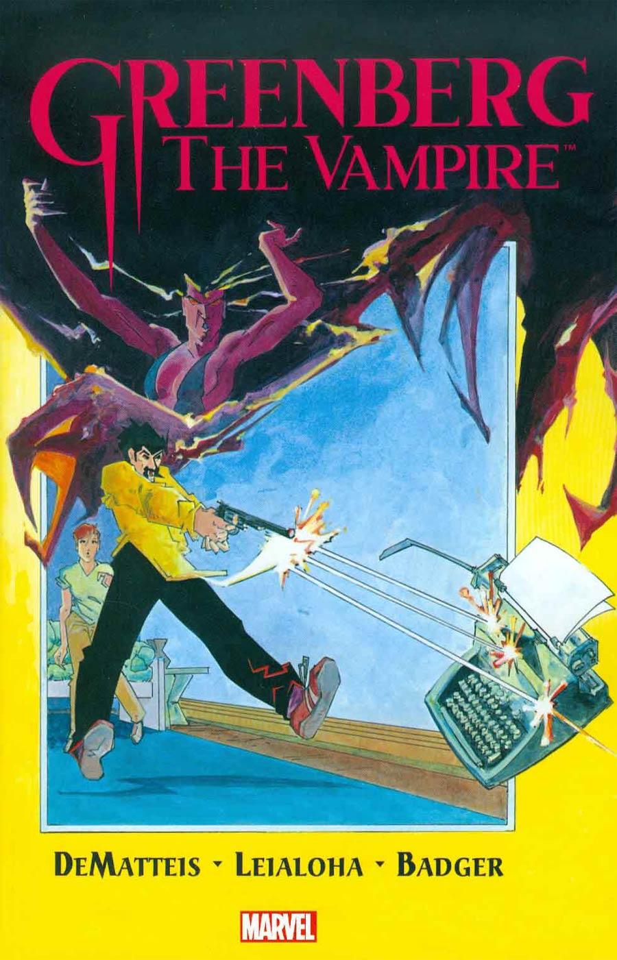 Greenberg The Vampire TP
