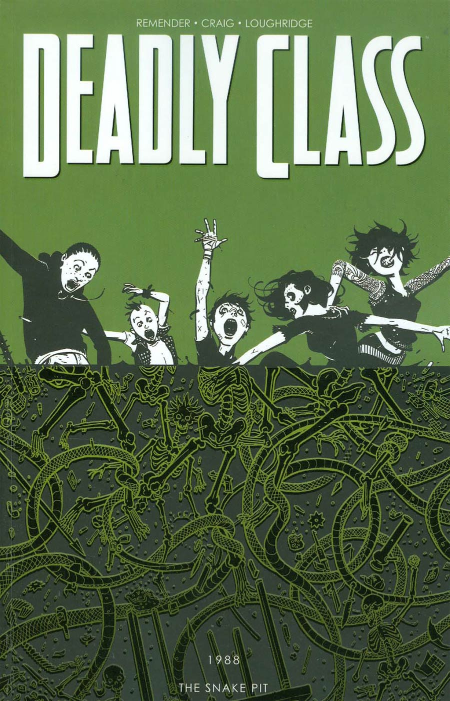 Deadly Class Vol 3 The Snake Pit TP