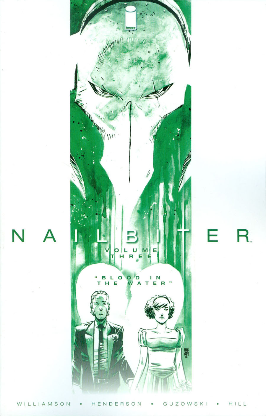 Nailbiter Vol 3 Blood In The Water TP