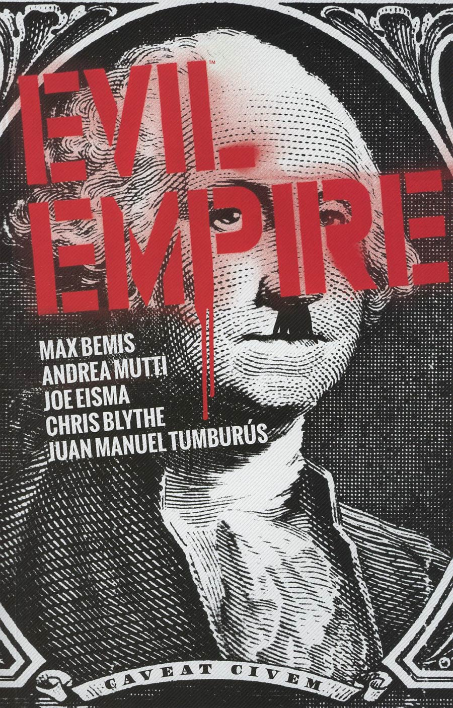 Evil Empire Vol 2 Divided We Stand TP