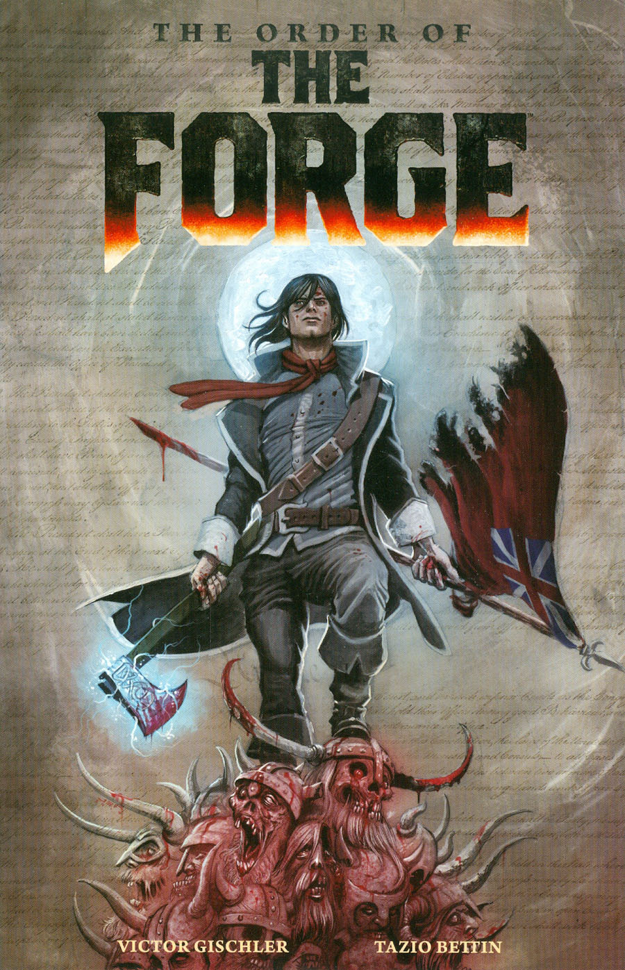 Order Of The Forge TP