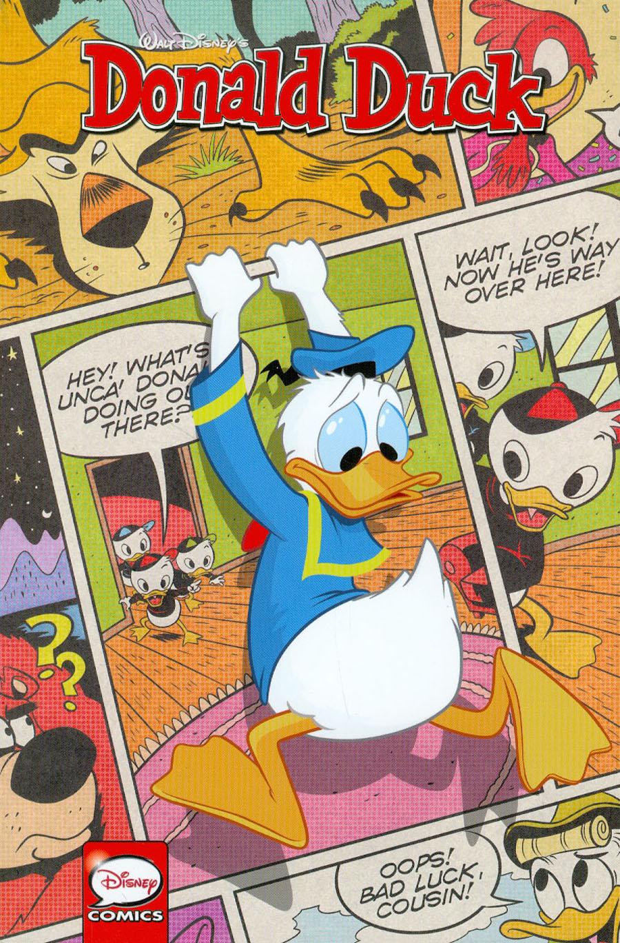 Walt Disneys Donald Duck Shellfish Motives TP