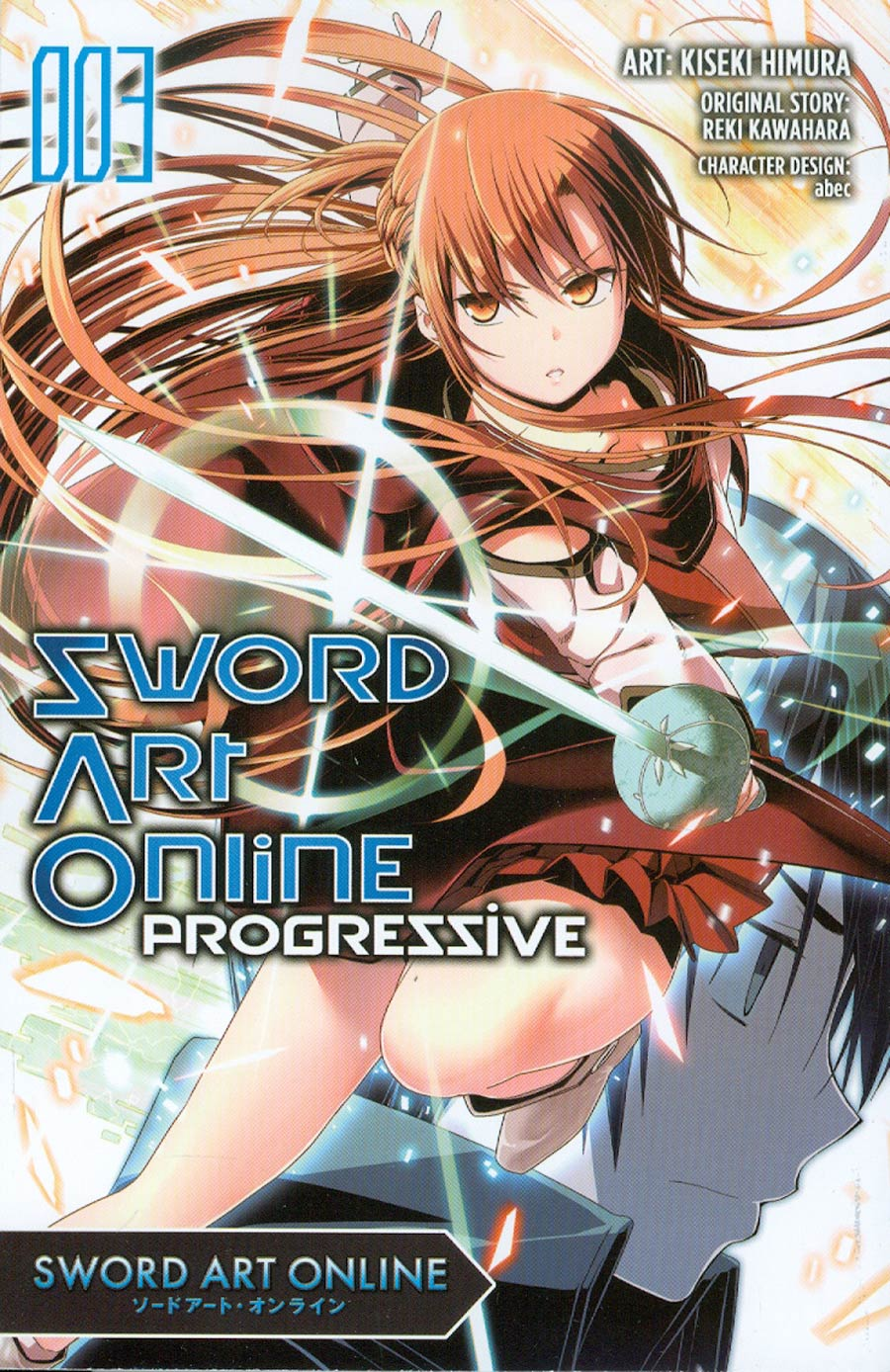 Sword Art Online Progressive Vol 3 GN