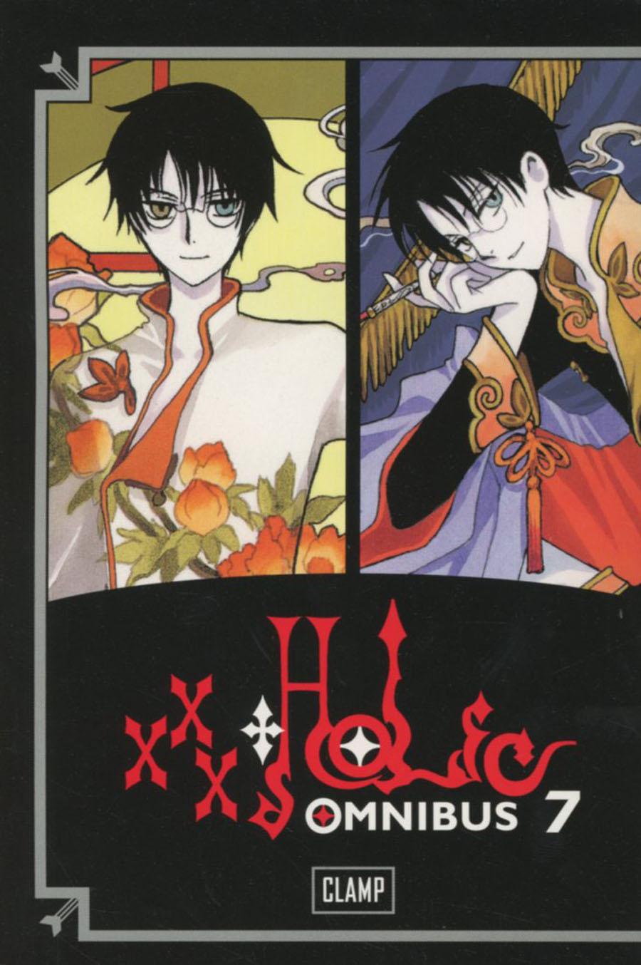 xxxHolic Omnibus Vol 7 GN