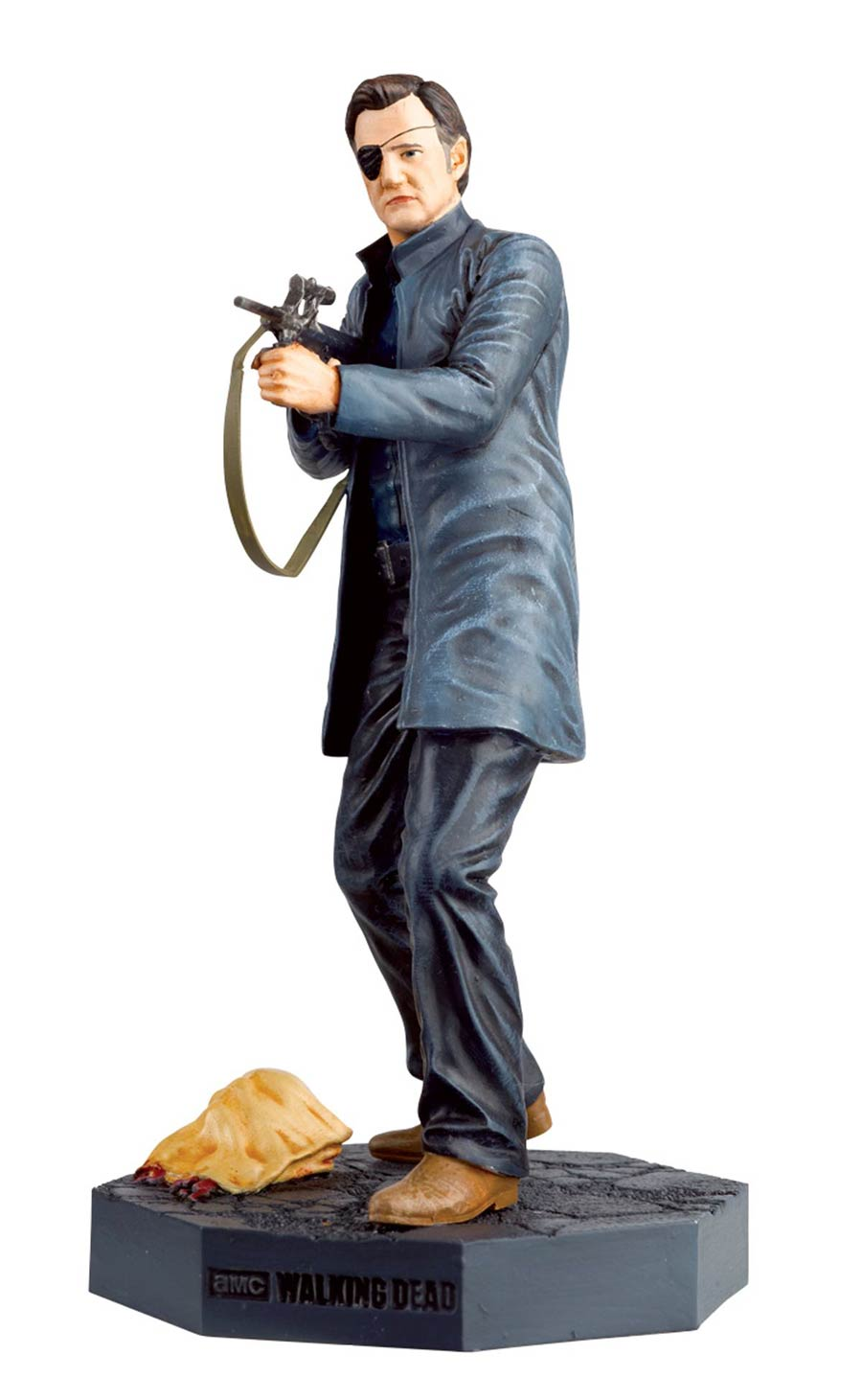 Walking Dead Figurine Collection Magazine #4 The Governor