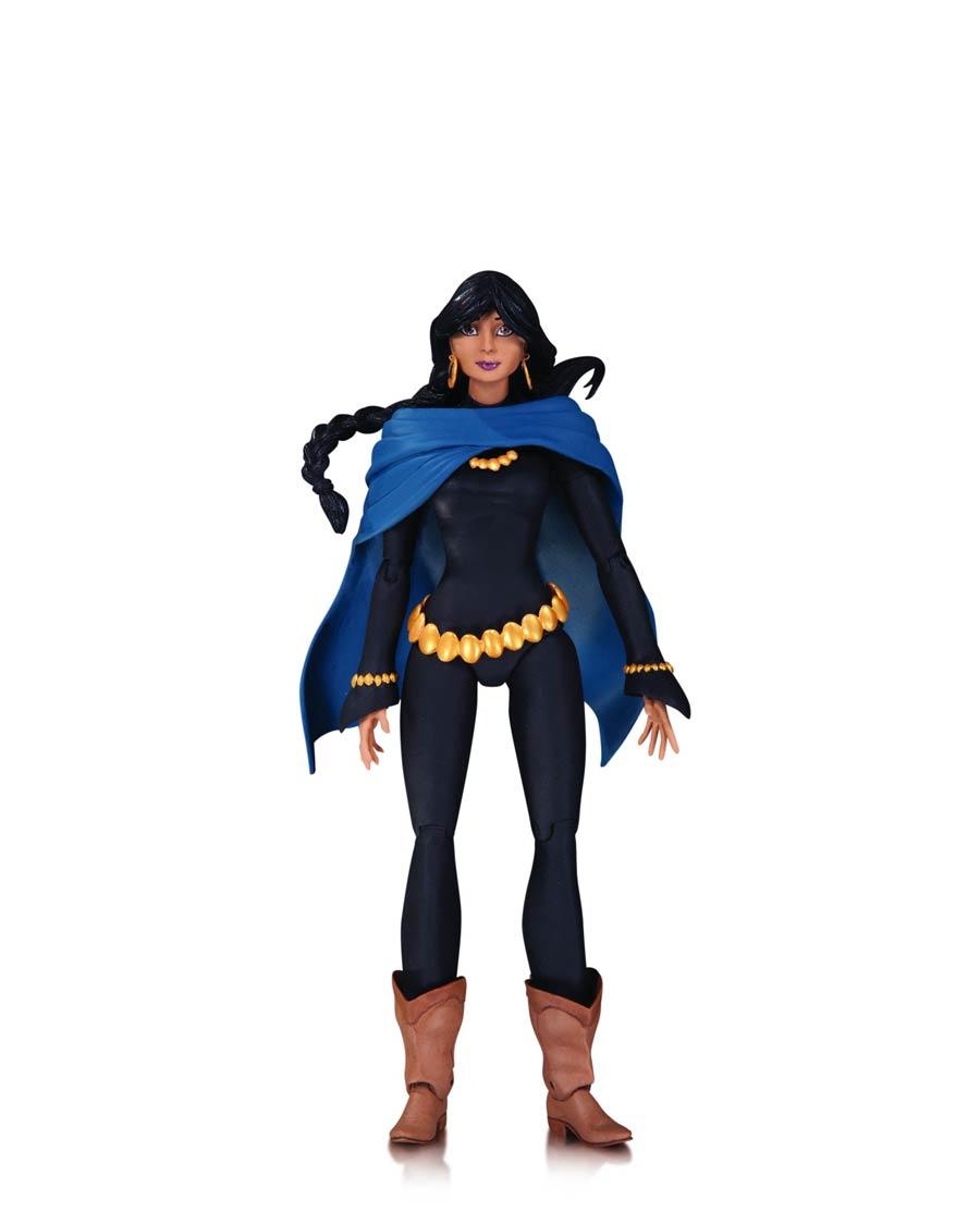 DC Comics Designer Terry Dodson Teen Titans Earth One Raven Action Figure