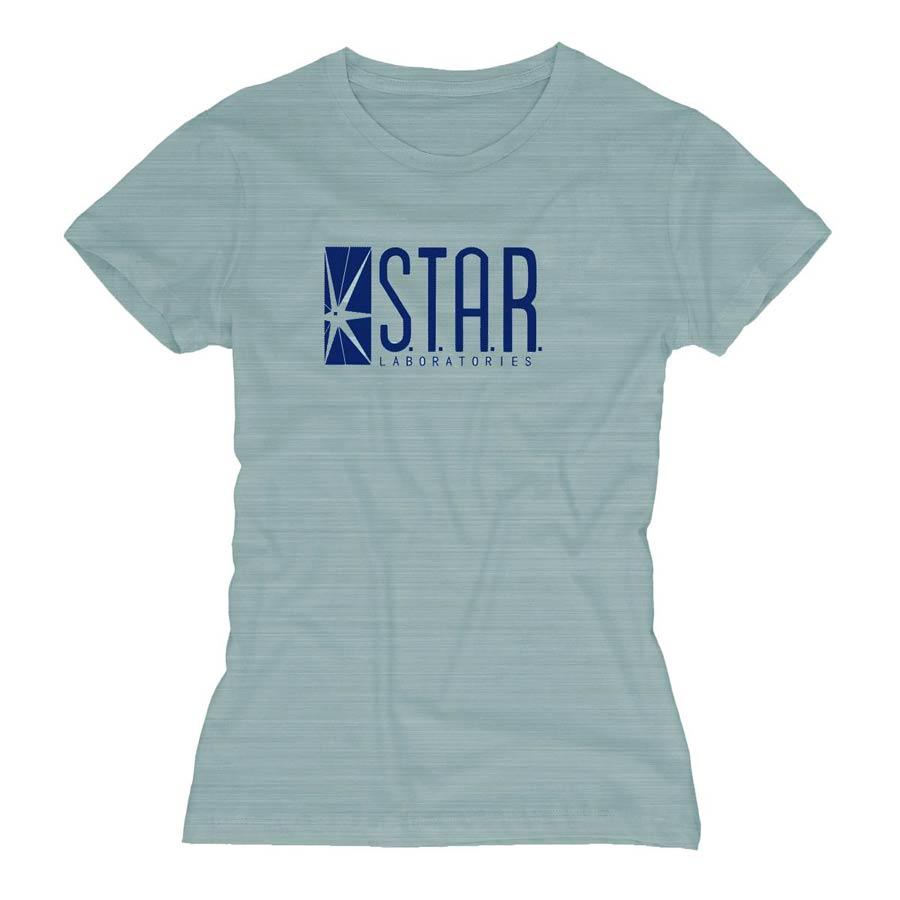 STAR Laboratories Womens T-Shirt Large