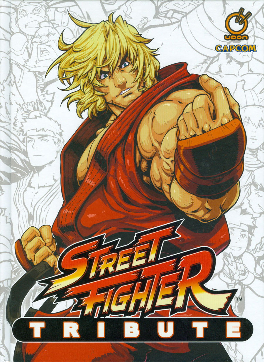 Street Fighter Tribute HC