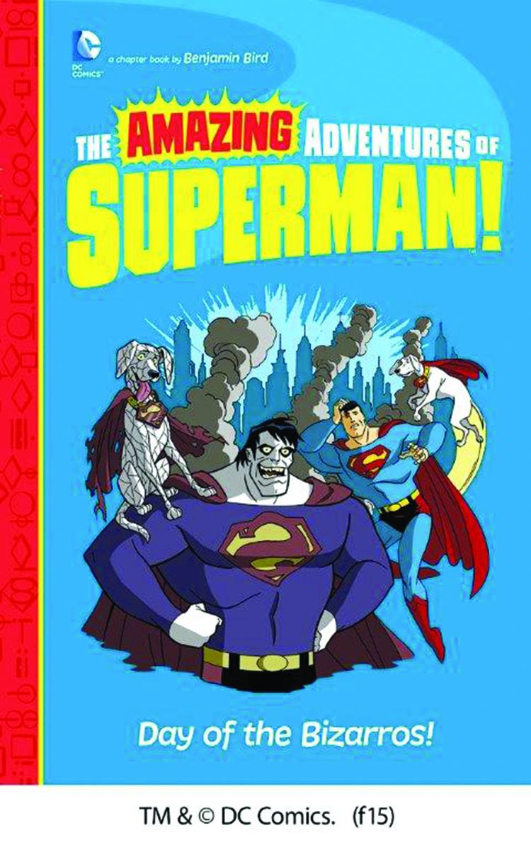 Amazing Adventures Of Superman Day Of The Bizarros TP