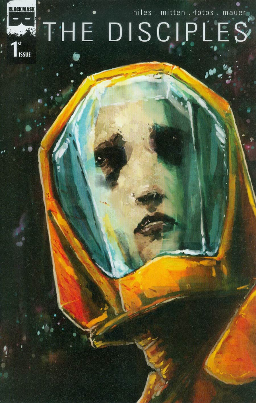 Disciples (Black Mask Comics) #1 Cover B 2nd Ptg