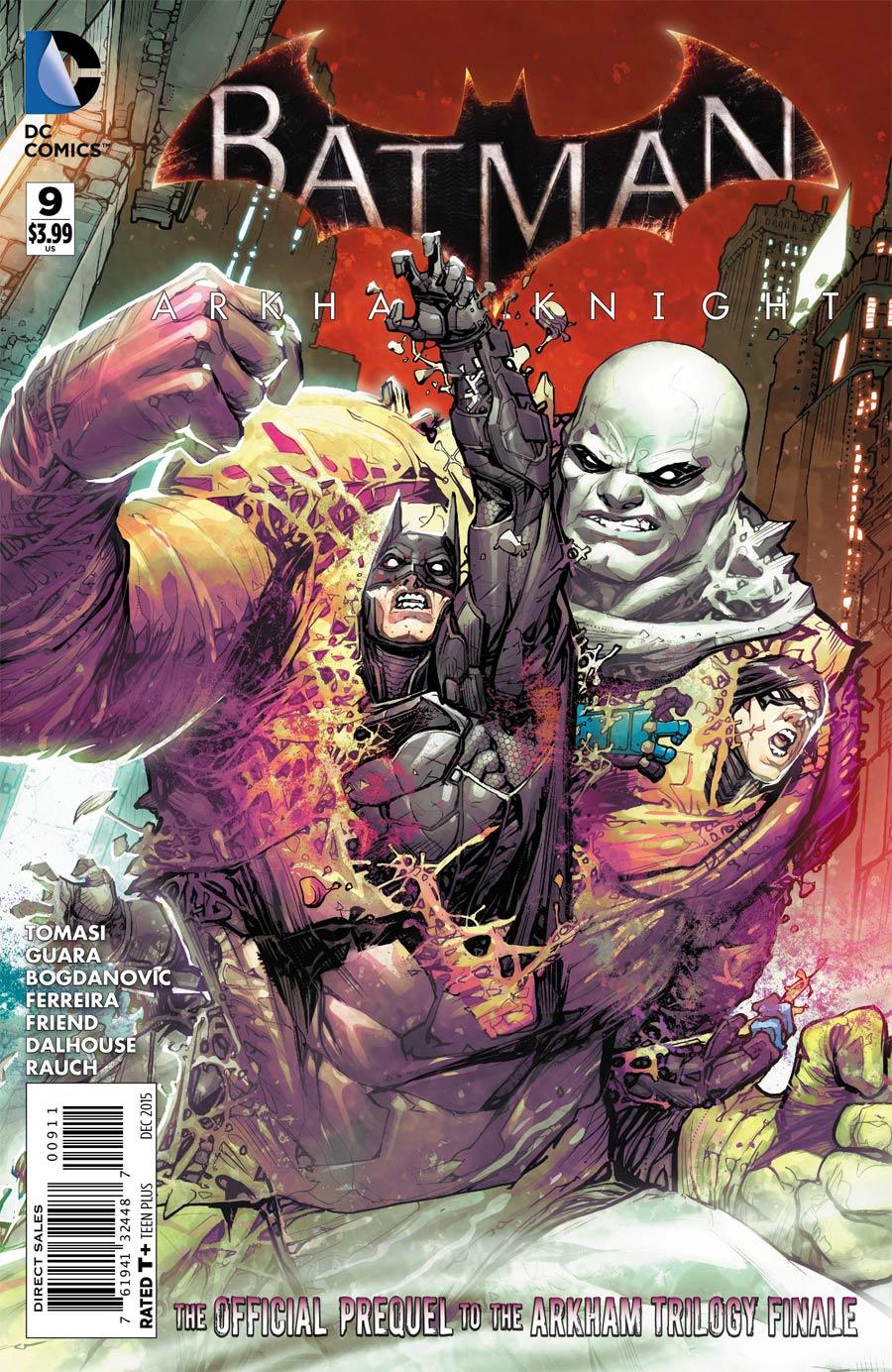 Batman Arkham Knight #9