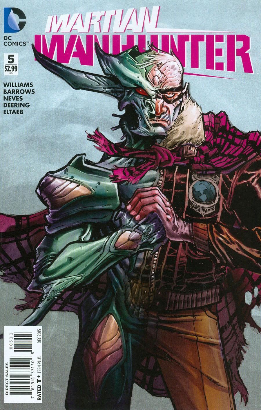 Martian Manhunter Vol 4 #5