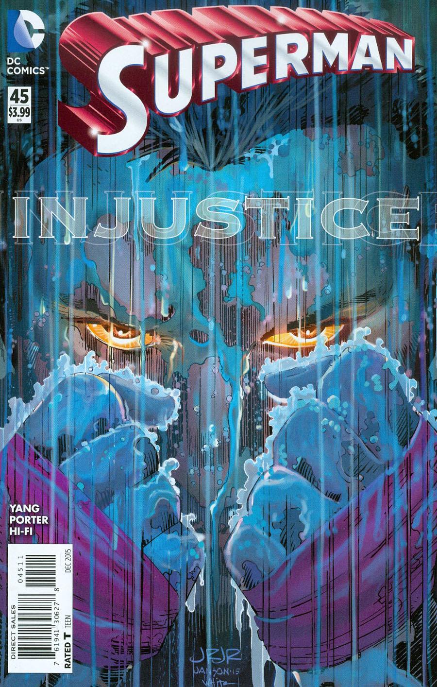 Superman Vol 4 #45 Cover A Regular John Romita Jr Cover