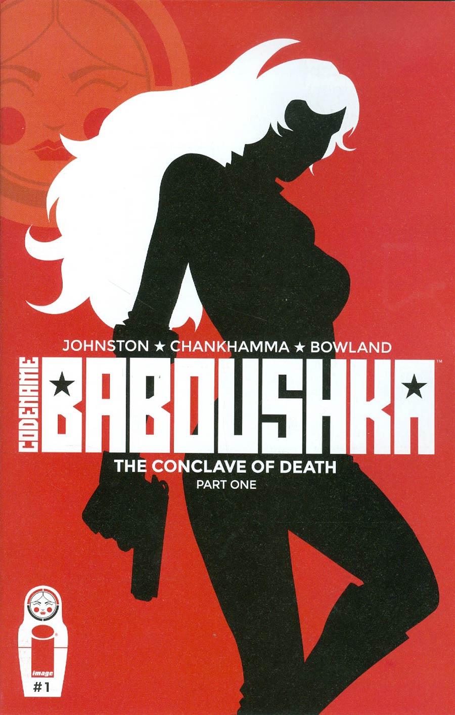 Codename Baboushka Conclave Of Death #1 Cover A Shari Chankhamma